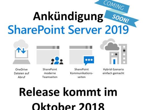 Wieso sich die Migration nach SharePoint 2019 wirklich lohnt!