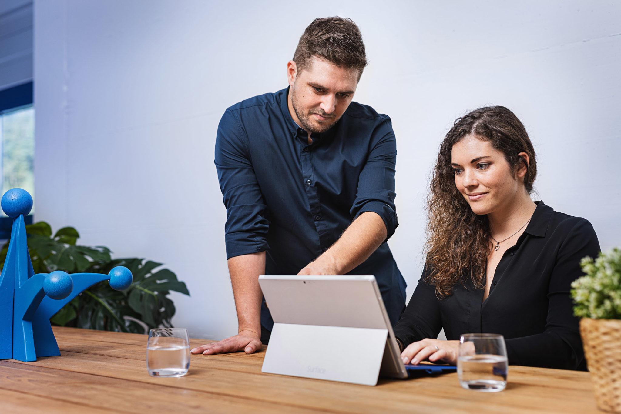Ihr innovativer Joker zum digitalen Arbeitsplatz - Nachhaltige & professionelle Unternehmensentwicklung, durch Effektivitäts & Effizienzsteigerung Ihrer Produktivität